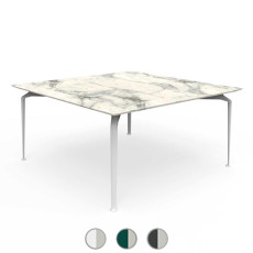 Talenti Fixed table Cruise / Alu L 150x150 cm Outdoor