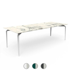 Talenti Fixed table Cruise / Alu L 250x110 cm Outdoor