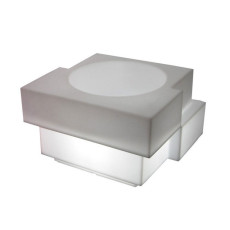 CUBIC YO Lighting Lamp cm.72x72 h.46 LIGHT WHITE
