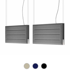 Luceplan Pendant lamp Diade LED 45W L 120 cm Dimmable