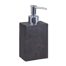 Tomasucci Slate bathroom soap dispenser H 10/17 cm