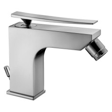 Paffoni Elys Bidet Mixer Complete without Pop Up Waste Chrome