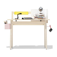 Connubia desk in wood with accessories Ens H 95,5 cm