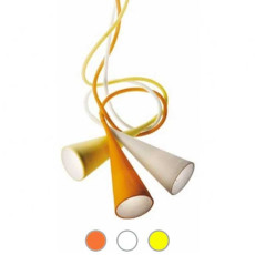 Foscarini Suspension Uto IP44 1 light E27 L 320cm