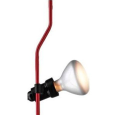 Flos Element Lamp additional Parenthesis with Dimmer Red
