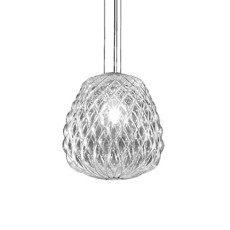 Fontana Arte Pendant lamp Pinecone Ø 30 cm 1 light E27