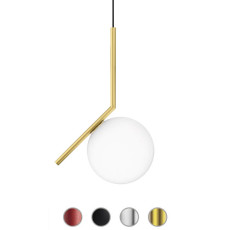 Flos Pendant Lights IC 1 Light E27 Ø 20 cm