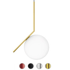 Flos Pendant Lights IC 1 Light  E27 Ø 30 cm