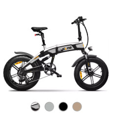 Icon.e iCROSS-X7 Folding electric bicycle