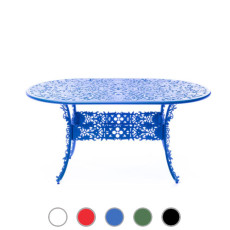 Seletti Table Industry L 152 cm outdoor
