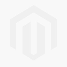 Vacchetti Metal Table with 2 White Square Chairs Rovigo H 70cm