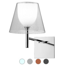 Flos Wall lamp KTribe W 1 Light E27 H 42 cm