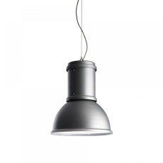 Fontana Arte Pendant lamp Lampara 1 light E27 Ø 27 cm
