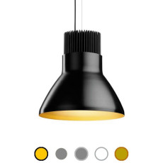 Flos Light Bell Dimmable Push Pendant lamp 1 luce LED Ø 22,8 cm
