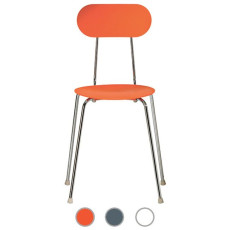 Magis Stacking chairs Mariolina H 85 cm L 46 cm