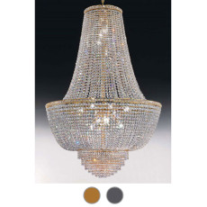 Empire Settat Chandelier Ø 61 cm Voltolina Style 9 lights E14