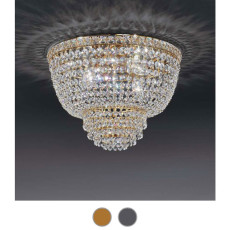 Settat Empire Ceiling Lamp Ø 41 cm Voltolina Style 4 lights E14