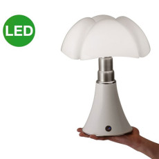 Rechargeable battery lamp table lamp Martinelli Luce Minipipistrello LED 4,5W H 35 cm