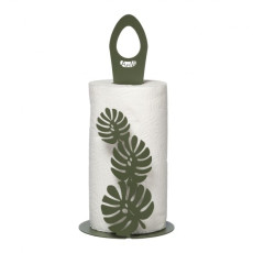 Arti e Mestieri Tropical Kitchen roll holder Monstera