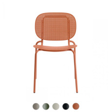 Scab Si-Si Dots Chair without armrests L 50 cm