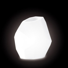Slide Bright vase Secret Light 1 luce E27 H 52 cm, anche per esterno