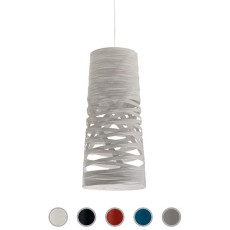 Foscarini Pendant lamp Tress mini 1 light GU10 Ø 20 cm